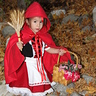 Photo #3 - The Little Red Riding Hood on the trail to Grandma's house