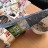 Photo #8 - cereal box, paper towel rolls and tape