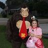 Photo #2 - Donkey Kong and Princess Peach