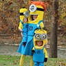 Photo #1 - The whole Minion Family