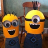 Photo #2 - Completed Minion Costumes