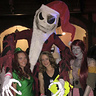 Photo #2 - Santa Jack Skellington Costume