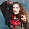 Photo #2 - Gabby as 'The Vampire'