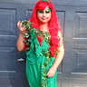 Photo #3 - Lauren as 'Poison Ivy'