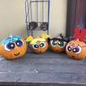 Photo #4 - Even our pumpkins were Powerpuff Girls
