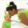 Photo #2 - The princess and the little frog prince