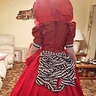 Photo #2 - Queen of Hearts Back View