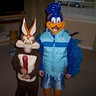Photo #3 - The Roadurnner and Wile E. Coyote3