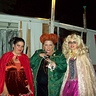 Photo #2 - 3 sisters as the Sanderson Sisters