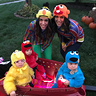 Photo #1 - The Sesame Street Gang
