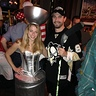 Photo #1 - The Stanley Cup and Pittsburgh Penguins Player