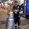Photo #5 - The Stanley Cup and Pittsburgh Penguins Player