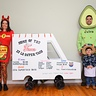 Photo #1 - The Taco Truck, the Driver, the 23 lb Super Taco, Mama Salsa & Daddy Guacamole!