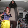 Photo #3 - The Werewolf, Snowhite and Hagrid