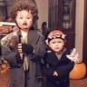 """Photo #2 - """"Were are the wet Bandits!"""""""