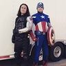 Photo #1 - Cap and bucky