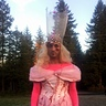 Photo #8 - Robinson (dad) as Glinda