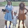 Photo #2 - (Qayla) Dorothy, (Amor) TinTot, (Paige) CowardlyLion