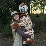 Photo #1 - The ZooKeeper and her Giraffe