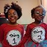 Photo #5 - Thing 1 &Thing 2