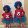 Photo #1 - Thing 1 and Thing 2