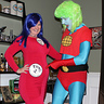 Photo #3 - please ignore my captain planet husband