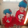 Photo #1 - This is Natalee (Thing 1) and Juliette (Thing 2) ages 3 and 15 months