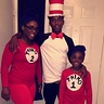 Photo #1 - Thing 1, Thing 2 and the Cat in the Hat