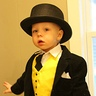 Photo #3 - Henry as Sir Topham Hatt!
