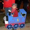 Photo #1 - Martin as 'Thomas the Train'
