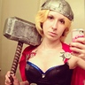 Photo #1 - Thor Self Made Comic Costime