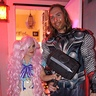 Photo #1 - Thor and Chobit