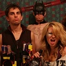 Photo #6 - Ke$ha with the 'Jager bomber' and ...batman?