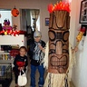 Photo #2 - Tiki God Trick or treating