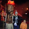 Photo #3 - Tiki God Trick or Treating