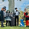 Photo #1 - Tim Burton fan family photo