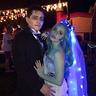 Photo #1 - Tim Burton's The Corpse Bride Couple