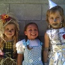 Photo #2 - Tin Girl, Scarecrow and Dorothy