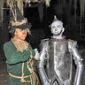 Photo #2 - Tin Man and Scarecrow