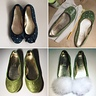 Photo #3 - The evolution of her Tink shoes