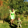 Photo #2 - Tinkerbell & Peter Pan