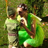 Photo #3 - Tinkerbell & Peter Pan