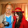 Photo #1 - Tintin and Carmen Sandiego