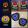 Photo #6 - Original patches and my replicas