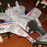 Photo #5 - Top view of Plane detail