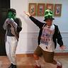 Photo #3 - Tourist shot by Area 51 guards & stolen alien
