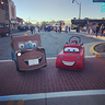 Photo #3 - Mater and McQueen