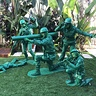 Photo #1 - Toy Soldiers ready for battle