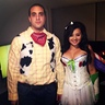 Photo #1 - Sheriff Woody and Ms. Buzz Lightyear