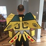 Photo #6 - Bumblebee back details